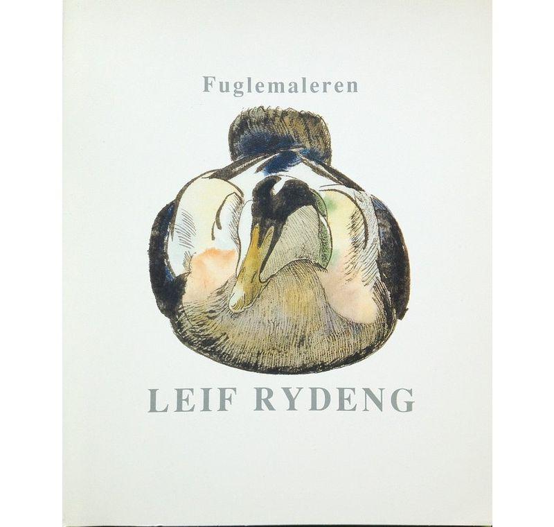 Fuglemaleren Leif Rydeng